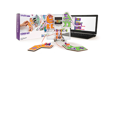 LittleBits Code (9-12 years)